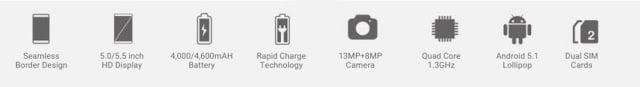 Meet latest InnJoo's Devices, Innjoo Max 2 And Max 2 Plus