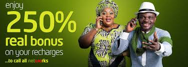 Enjoy 250% Bonus to Call All Networks on Etisalat